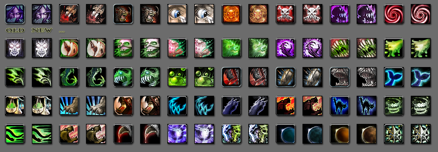 Ability item spell and achievement icon package graphic ui mods view 2 screenshots gumiabroncs Images