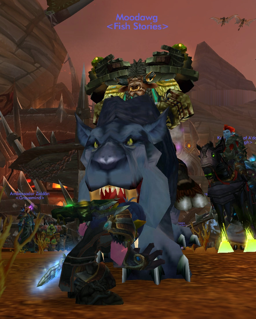 Blizzard Releases World of Warcraft PTR Update That