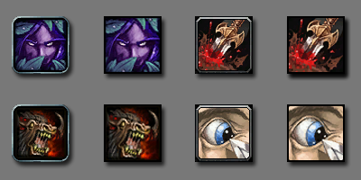 Clean Icons - Thin : Graphic UI Mods : World of Warcraft AddOns