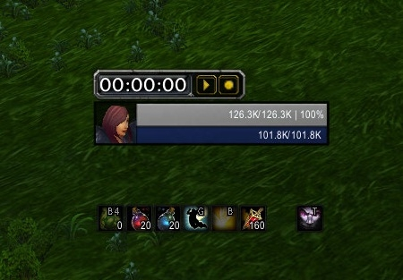 wow how to read minimap during raid