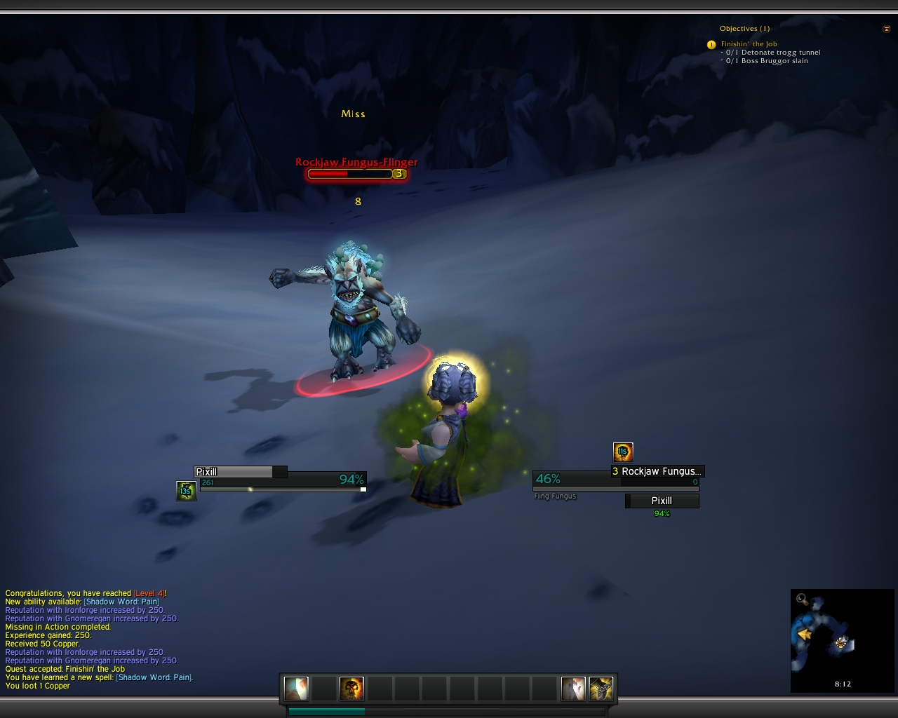 Svelte UI : Healer Compilations : World of Warcraft AddOns