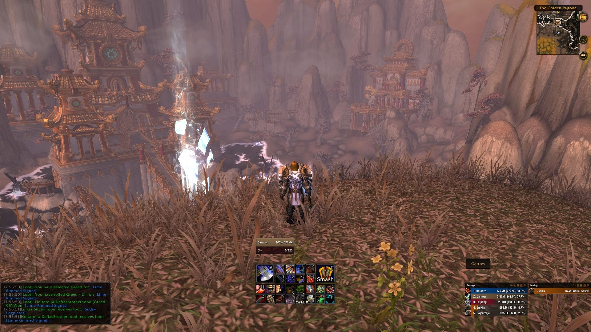 Garrow S Arms Warrior Ui Tank Compilations World Of Warcraft Addons