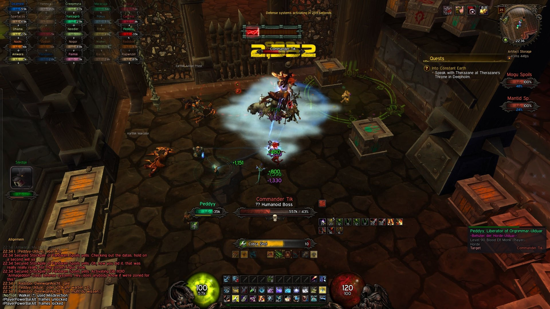 Roth UI (Diablo) : Graphical Compilations : World of