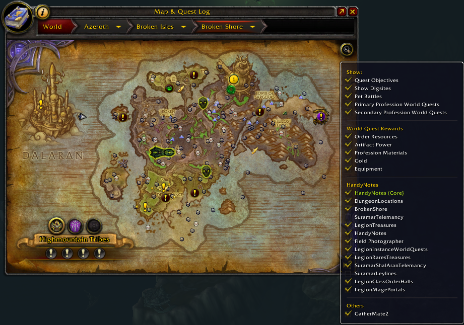 World map tracking enhanced map coords compasses world of view 1 screenshot gumiabroncs Image collections