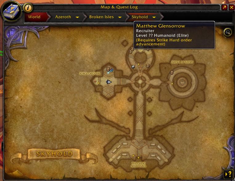 Legion World Map.Handynotes Legion Class Order Halls Map Coords Compasses