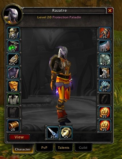 Miscellaneous : World of Warcraft AddOns