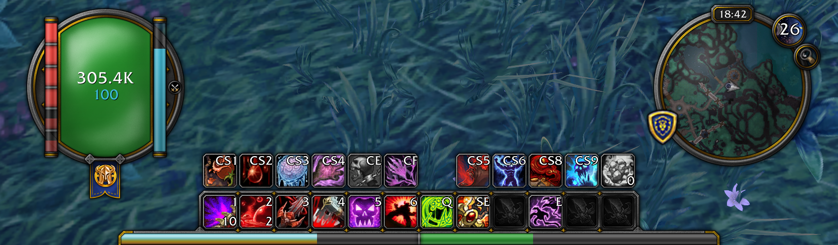 Action Bar Mods : World of Warcraft AddOns