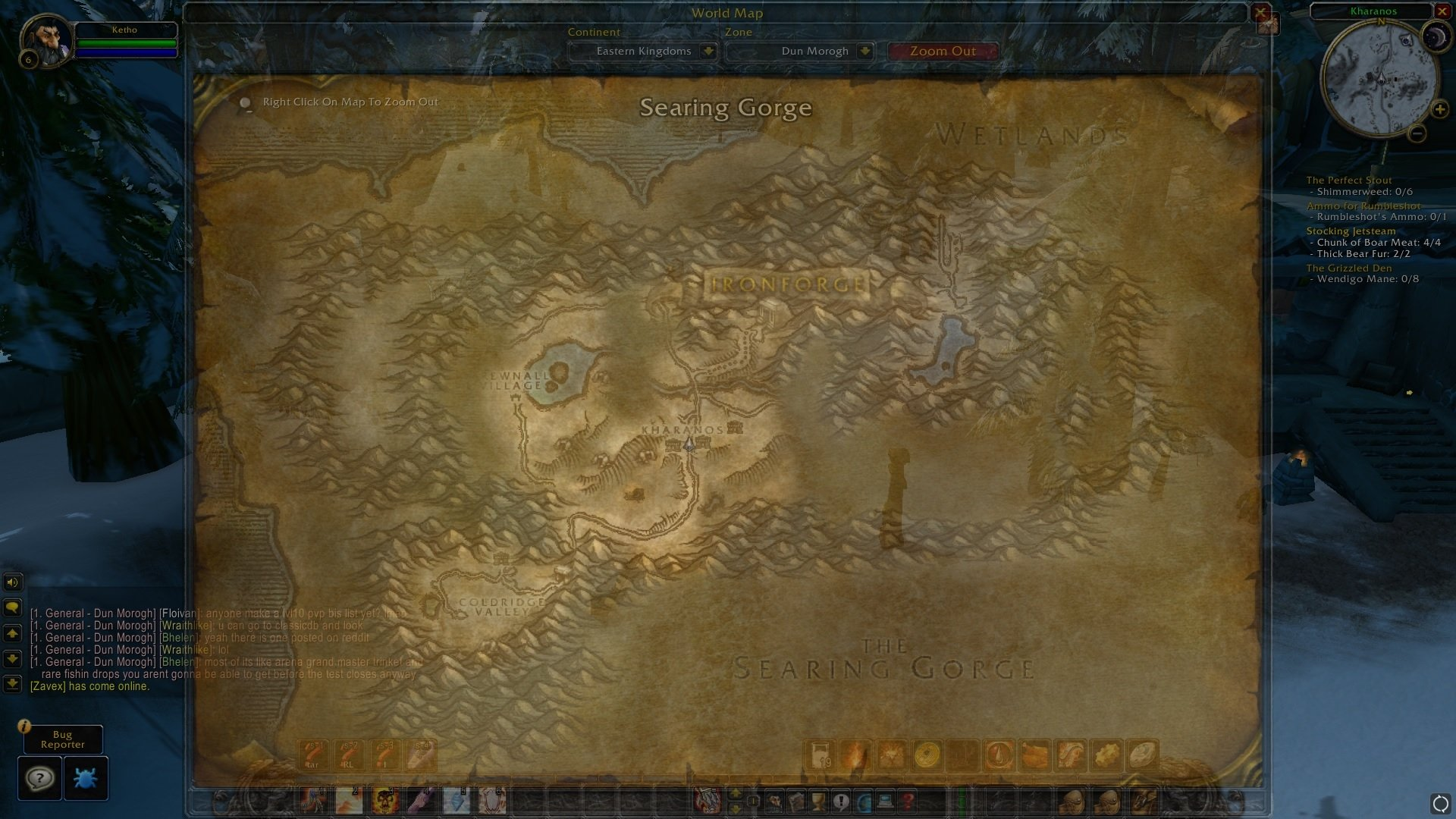Classic - General : World of Warcraft AddOns