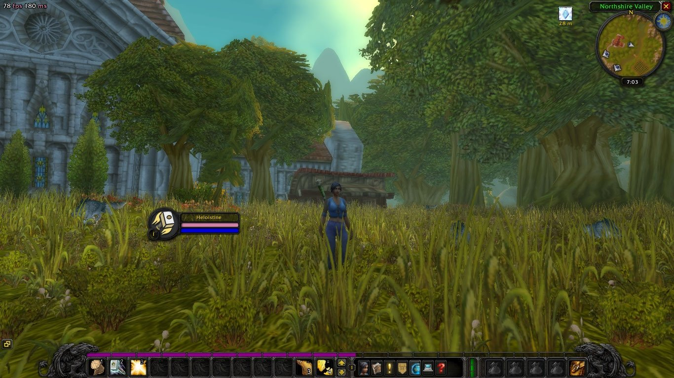 AbyssUI Classic : Classic - General : World of Warcraft AddOns