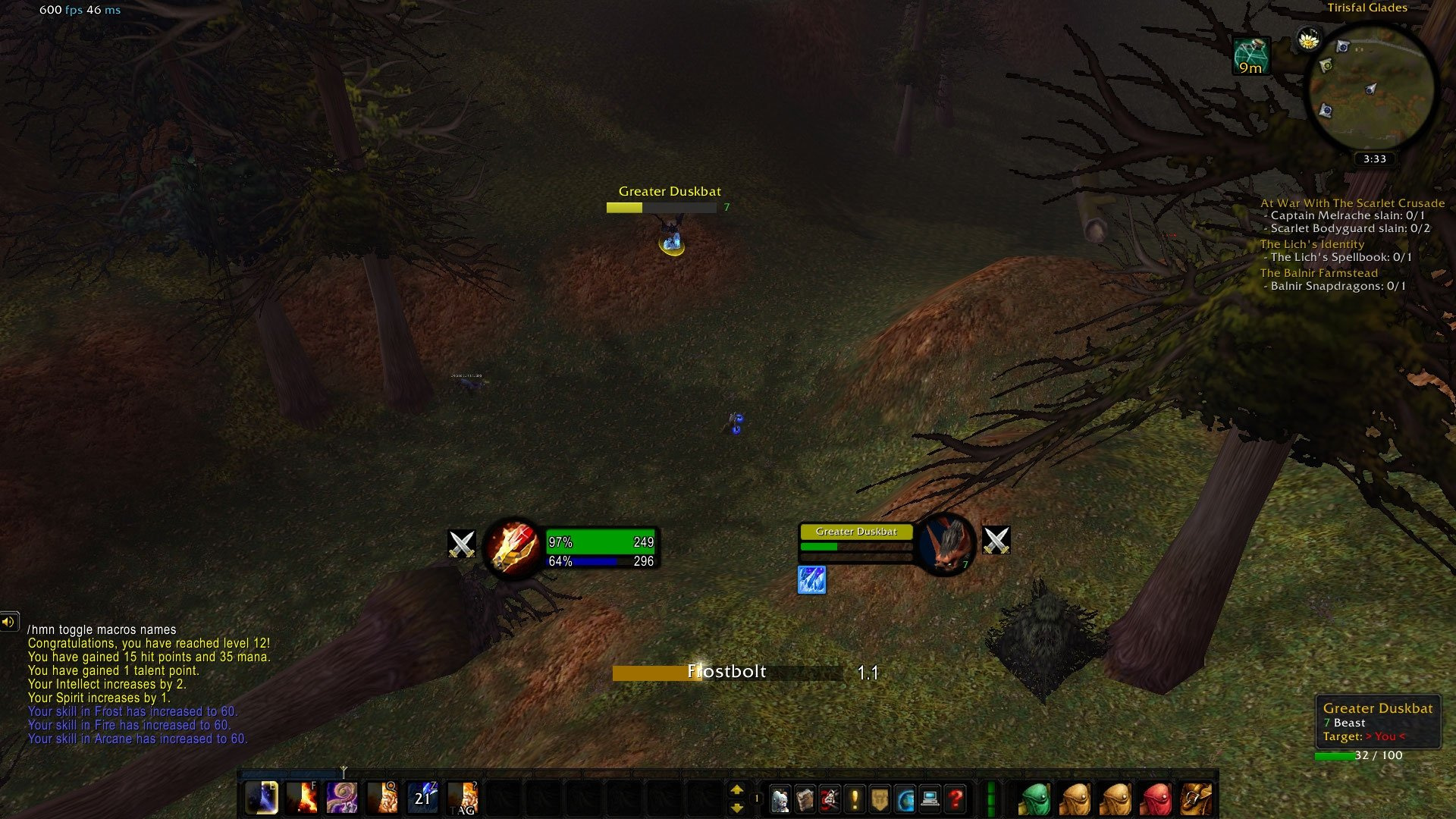 AntonilzUI : Classic - General : World of Warcraft AddOns