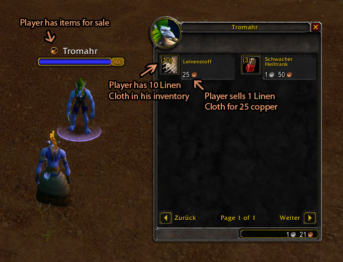 IAmAMerchant Classic : Utility Mods : World of Warcraft AddOns