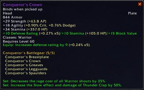 RatingBuster : Data Mods : World of Warcraft AddOns