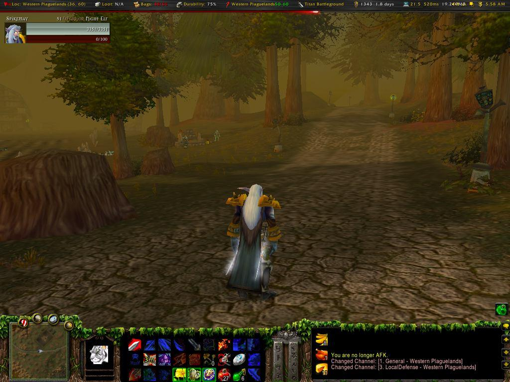Addons for world of warcraft